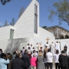 Saint Mary's College HS Unveils New Student Chapel