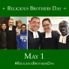 May 1 Is Religious Brothers Day