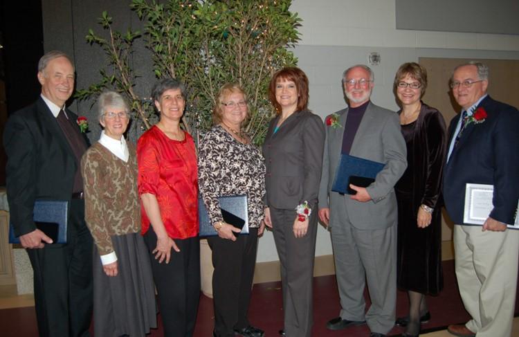DLE Recipients 2013