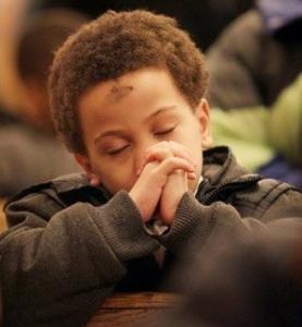 Ash Wednesday Pray