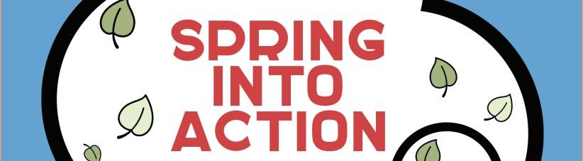 Spring Into Action Logo