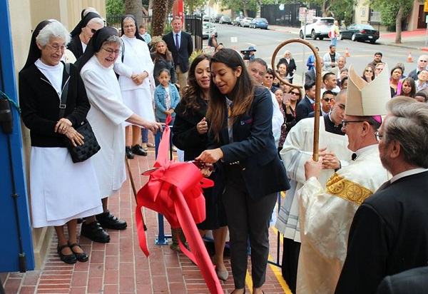 cristo rey de la salle east bay hs �a sign and a call� � sfno