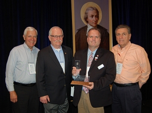Br. Michael Collins Award 2015