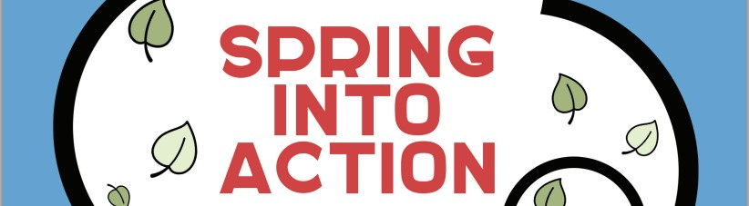 Spring Into Action Logo