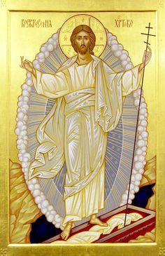 Risen Christ Icon