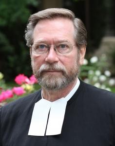 Br. Donald Johanson FSC OFFICIAL