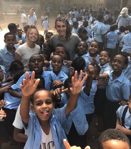 Connected: One SFNO School's Twinning Adventure in Ethiopia
